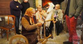 Weekendowy kurs tkacki  we wsi Dziecinne