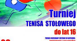 Turniej Tenisa Stołowego w Mielniku