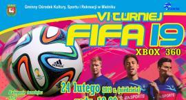 VI Turniej Fifa 19 XBOX 360