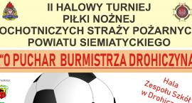 II Halowy Turniej Piłki Nożnej OSP