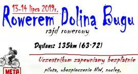 Rowerem Doliną Bugu 13-14 lipca 2019