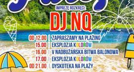 Plaża Party w Drohiczynie