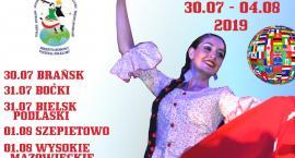 XIV Międzynarodowy Festiwal Folkloru Podlaskie Spotkania 30 lipca- 4 sierpnia 2019