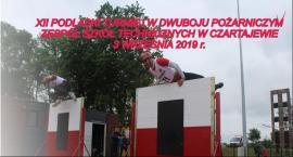 XII Podlaski Turniej w Dwuboju Pożarniczym.