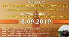 Podwójny jubileusz w Kuczynie