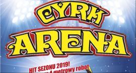 Cyrk Arena zaprasza