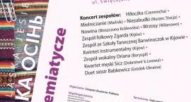 """XXVIII Festiwal Kultury Ukraińskiej na Podlasiu """"Podlaska Jesień 2019"""