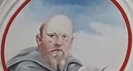 Radny na kościelnym fresku