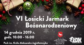 VI Łosicki Jarmark Bożonarodzeniowy.