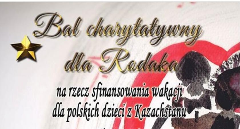 Zaproszenia, Charytatywny Rodaka Olsztynie - zdjęcie, fotografia