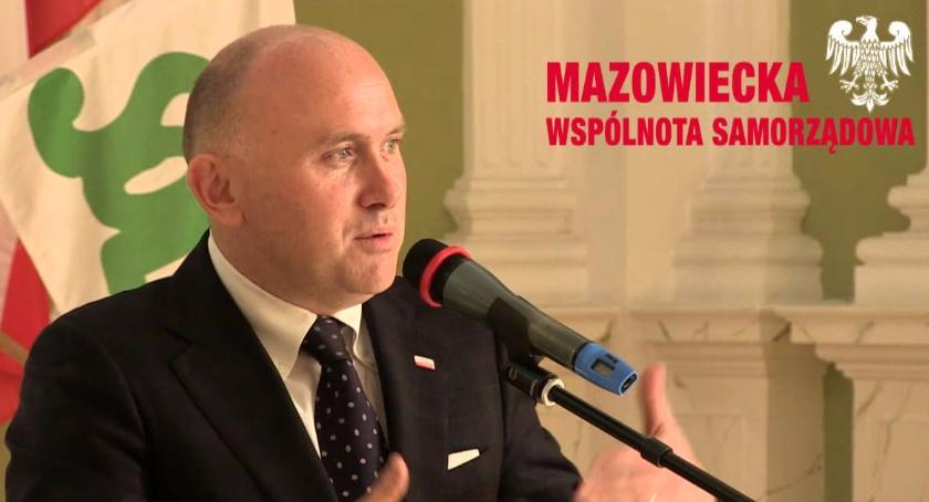 Wywiady, Prowadzimy pracę organiczną Rozmawiamy Wiceprezesem Mariuszem Ambroziakiem - zdjęcie, fotografia