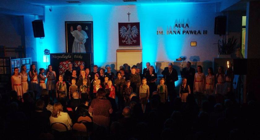 News, rocznica Odzyskania Niepodległości Iłowie - zdjęcie, fotografia