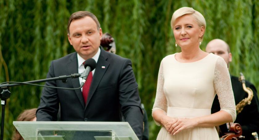 News, Andrzej wręczył odznaczenia okazji Narodowego Święta Niepodległości - zdjęcie, fotografia