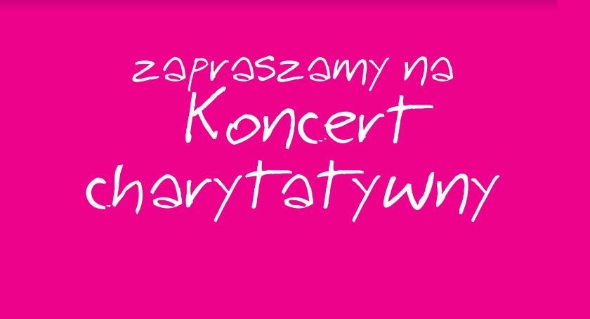 Zaproszenia, Koncert charytatywny Słubicach - zdjęcie, fotografia