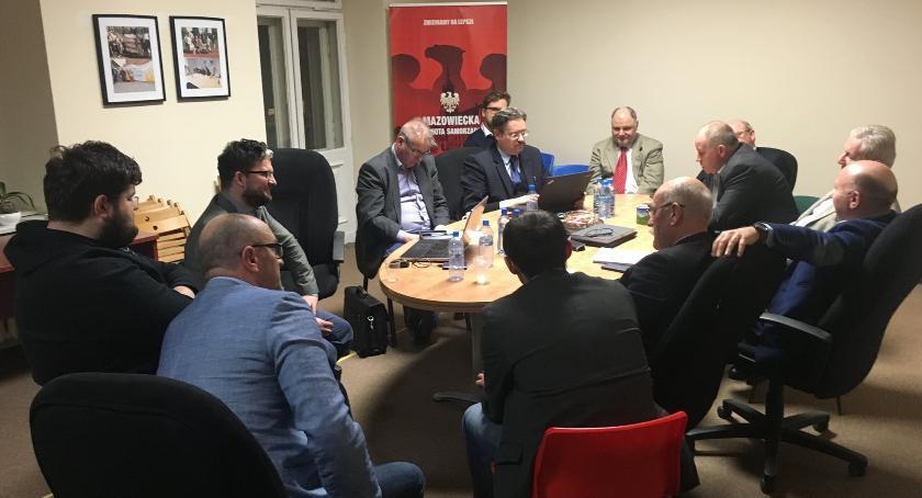 Aktualności, Bezpartyjni Samorządowcy Mazowszu Warszawie - zdjęcie, fotografia