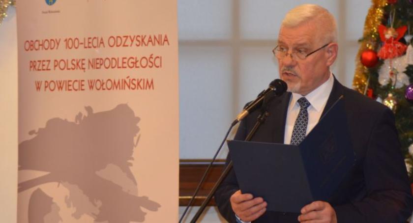 News, Obchody lecia odzyskania niepodległości powiecie wołomińskim - zdjęcie, fotografia