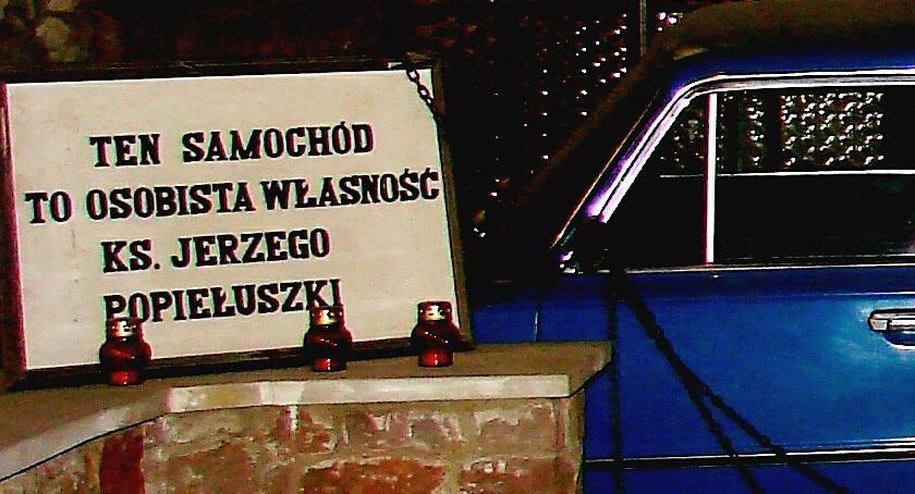 Historia, Popiełuszko pierwszy odprawił mszę intencji Ojczyzny - zdjęcie, fotografia