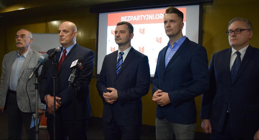 News, Rafał Czajkowski kandydatem prezydenta Radomia Bezpartyjnych - zdjęcie, fotografia