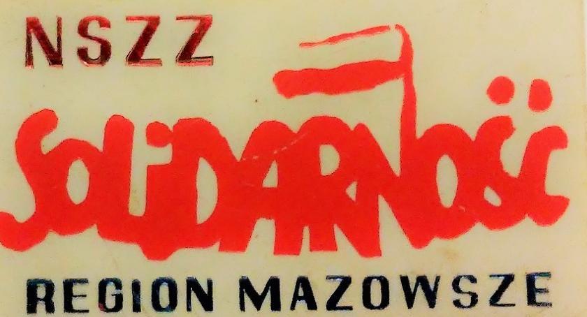 Historia, Należał jednych najbardziej aktywnych działaczy mazowieckiej opozycji - zdjęcie, fotografia