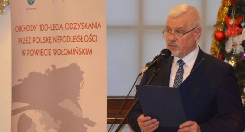 Wywiady, Samorządowcy politykują Rozmawiamy Kazimierzem Rakowskim - zdjęcie, fotografia