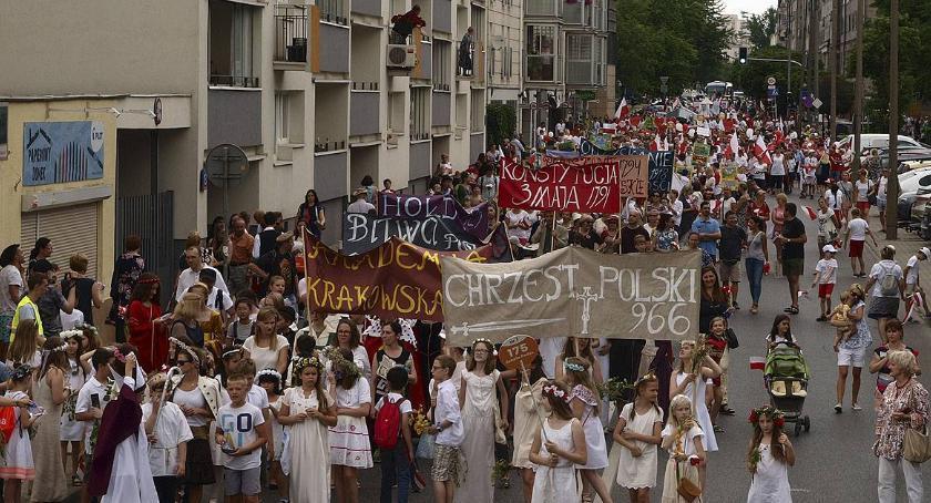 News, Ochocka Parada Niepodległości - zdjęcie, fotografia