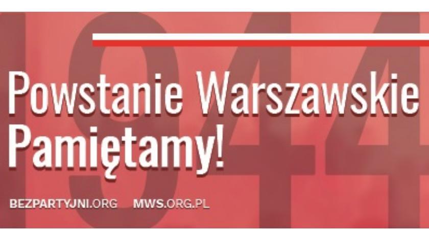 News, Pamiętamy Powstaniu Warszawskim bohaterach! - zdjęcie, fotografia