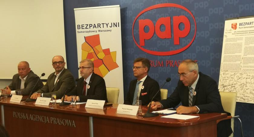 News, oficjalnie Sławomir Antonik kandydatem prezydenta Warszawy - zdjęcie, fotografia