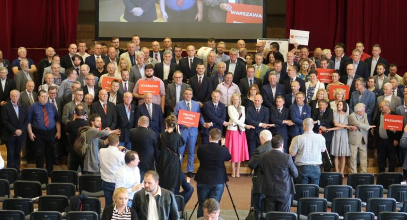 Zaproszenia, BEZPARTYJNI SAMORZĄDOWCY zjednoczyli się! [Konferencja prasowa] - zdjęcie, fotografia