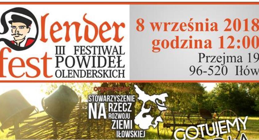 Zaproszenia, Olenderfest Festiwal Powideł Olenderskich września - zdjęcie, fotografia