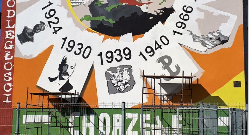 Aktualności, Chorzele gotowe lecie Niepodległości - zdjęcie, fotografia