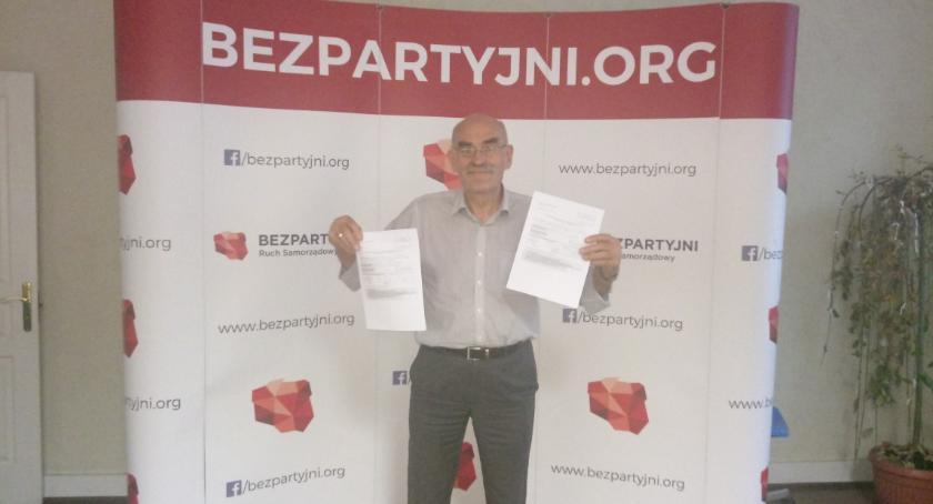 Aktualności, Rejestracja kandydatów Bezpartyjni - zdjęcie, fotografia