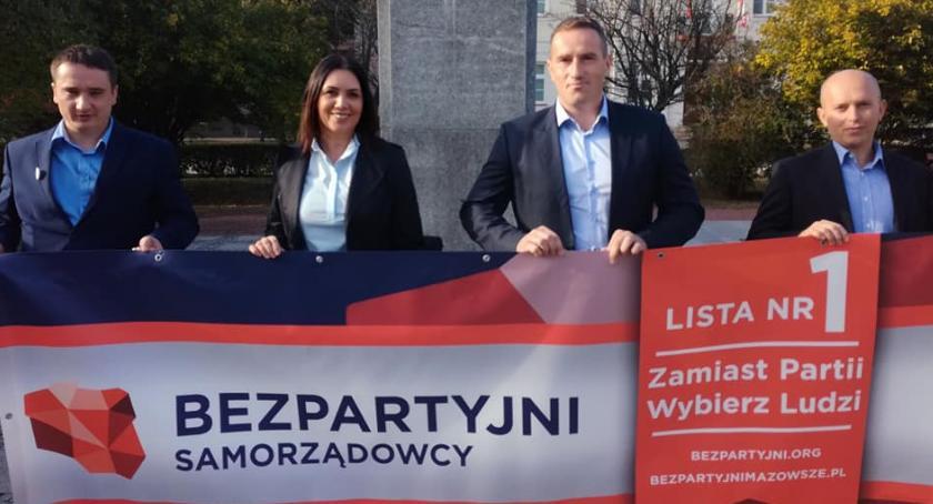 News, Odbyło spotkanie ruchu Bezpartyjnych Samorządowców Ostrołęce! - zdjęcie, fotografia