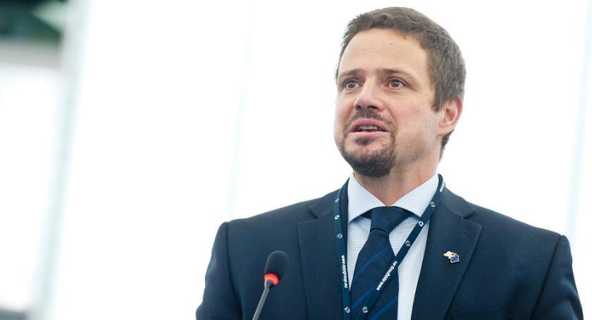 Aktualności, Rafał Trzaskowski kampanii stanowczo wygranej wyborach ostrożnie obietnicami - zdjęcie, fotografia