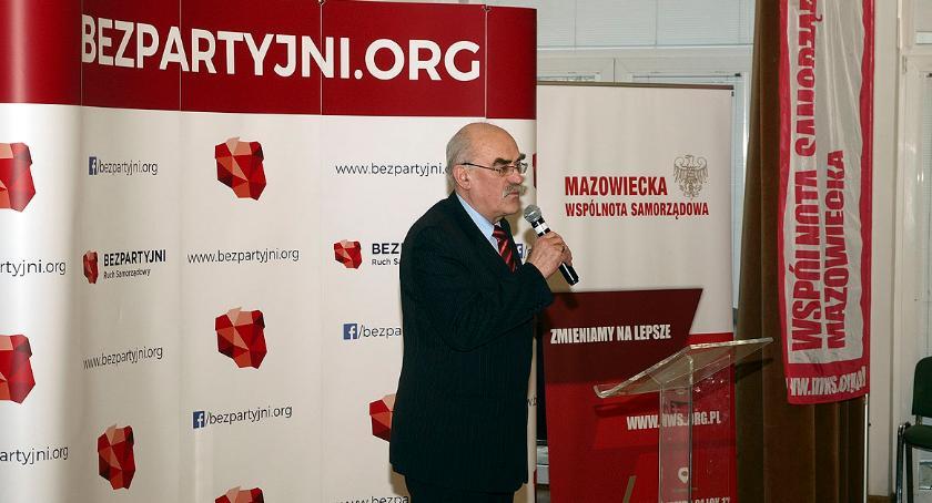 Zaproszenia, Spotkanie Radnym Sejmiku Mazowieckiego Konradem Rytlem Siedlcach - zdjęcie, fotografia