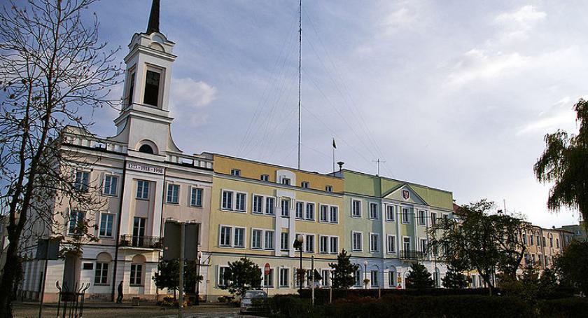 News, Prezes Konrad Rytel spotkaniu Ostrołęce - zdjęcie, fotografia
