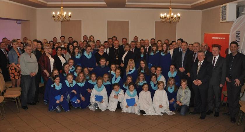 News, Spotkanie noworoczne Powiatu Wołomińskiego - zdjęcie, fotografia