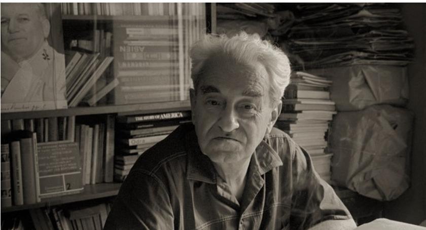 Aktualności, Dwadzieścia zmarł Jerzy Turowicz - zdjęcie, fotografia