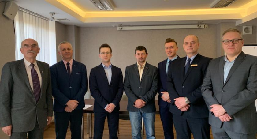 News, Konferencja Radomiu udziałem Prezesa Konrada Rytla - zdjęcie, fotografia