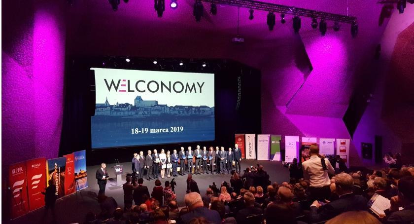 News, Toruniu rozpoczęło Welconomy Forum - zdjęcie, fotografia