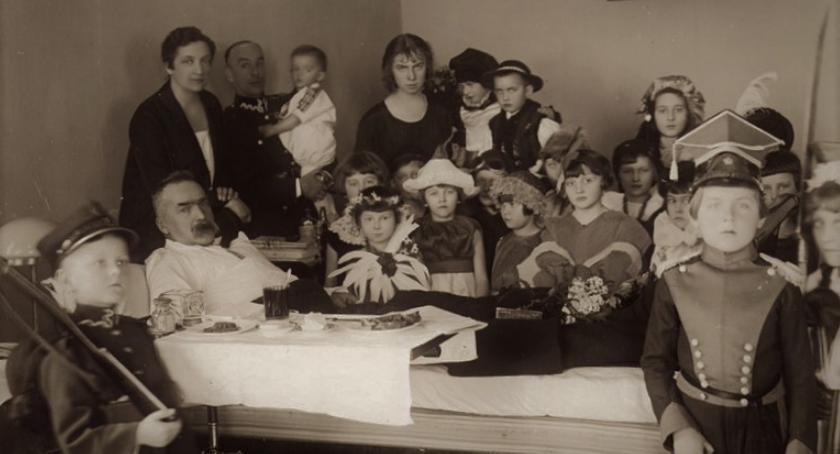 Historia, imieniny Belwederu - zdjęcie, fotografia