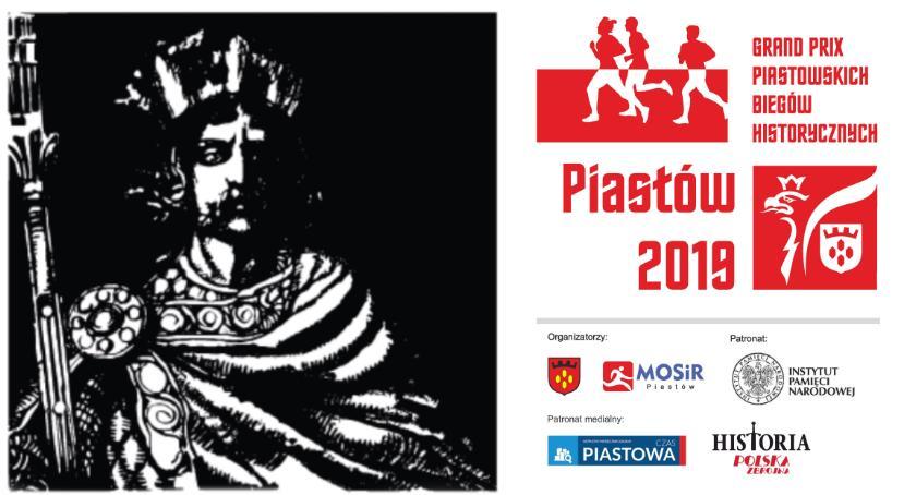 Zaproszenia, Grand Historycznych Biegów Piastowa - zdjęcie, fotografia