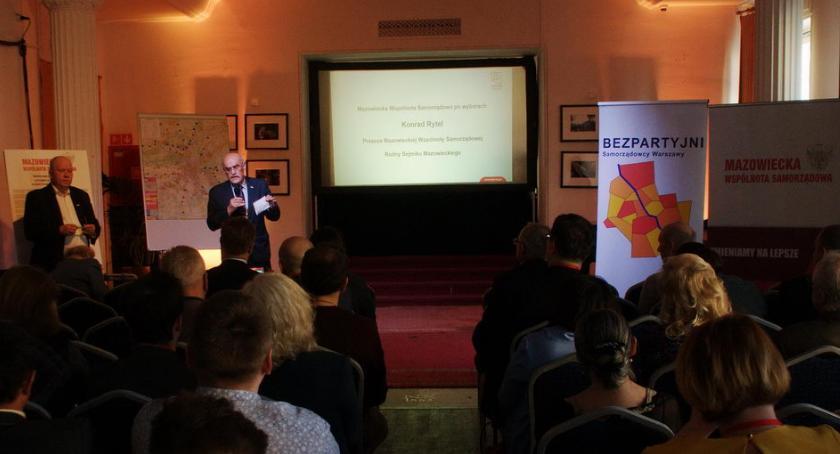News, Konferencja programowa Warszawie [ZDJĘCIA] - zdjęcie, fotografia
