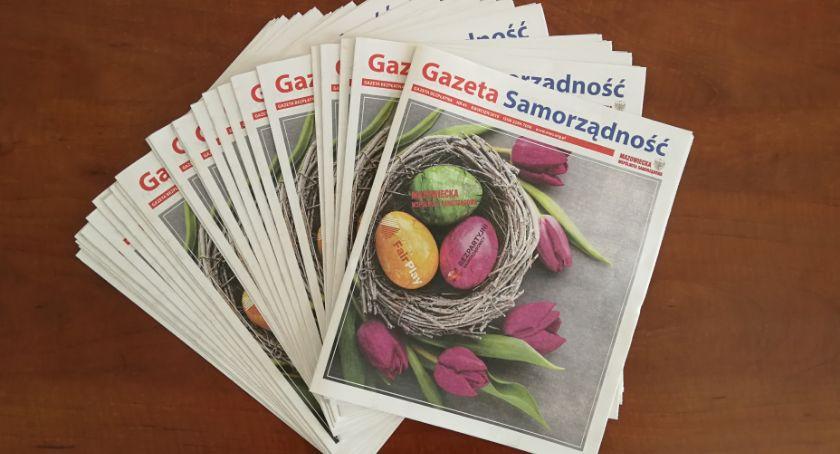News, Świąteczny gazety Samorządność [ONLINE] - zdjęcie, fotografia