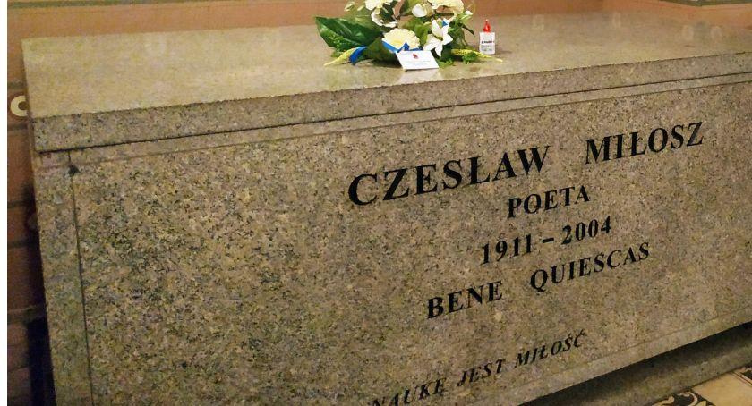 Aktualności, Emigracyjna twórczość Czesława Miłosza - zdjęcie, fotografia