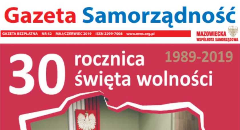 News, numer gazety Samorządność [ONLINE] - zdjęcie, fotografia