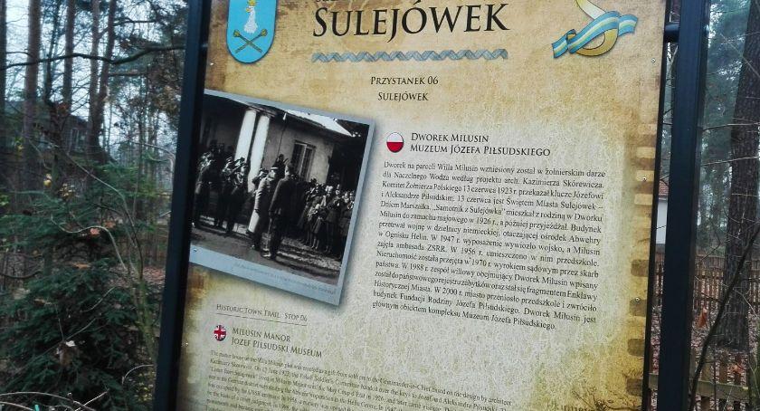 Aktualności, Kiedy odwiedzimy Marszałka Sulejówku - zdjęcie, fotografia