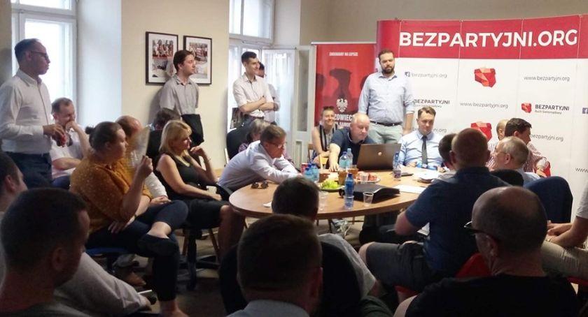 News, Spotkanie Bezpartyjnych Samorządowców Warszawie Plany przyszłość - zdjęcie, fotografia