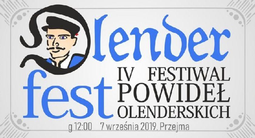Zaproszenia, Festiwal Powideł Olenderskich - zdjęcie, fotografia