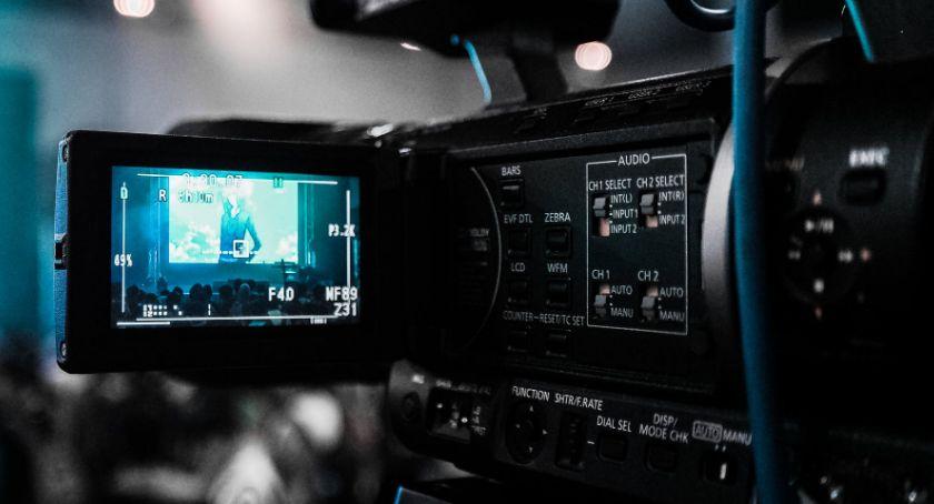 News, Studio wyborcze czyli konferencjach prasowych - zdjęcie, fotografia