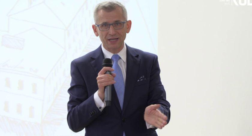 Wybory 2019, Krzysztof Kwiatkowski senatorem Bezpartyjni łódzkiego udzielili wsparcia - zdjęcie, fotografia